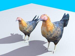 max chicken chick