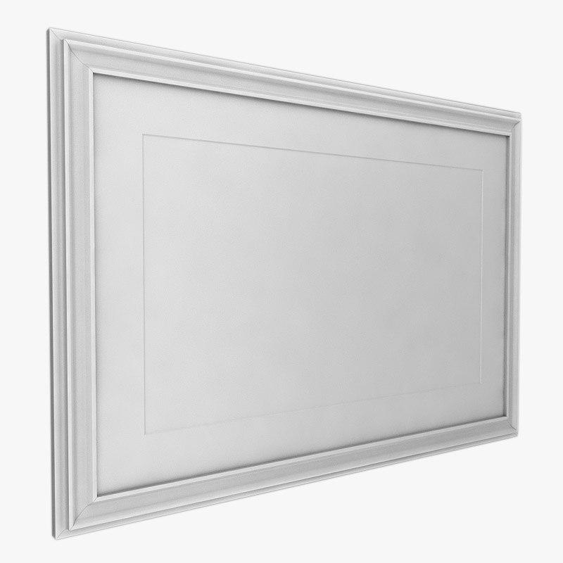 picture frame obj