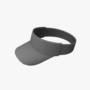 3d visor gaming model