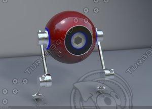 3ds robot portal