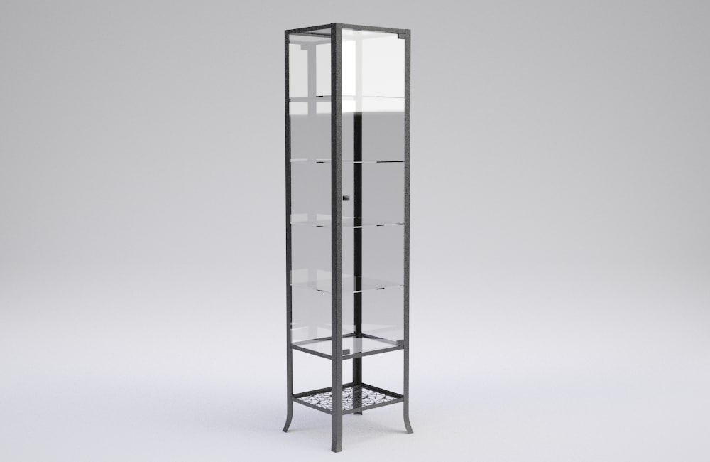 3d klingsbo showcase cabinet