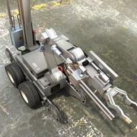 3d bomb squad robot model