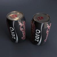 max coca cola zero