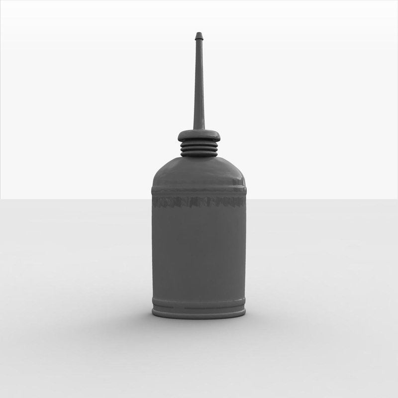 oil 3d 3ds