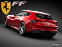 ferrari ff 3d 3ds