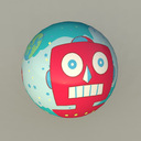 Rubber Ball 3D models