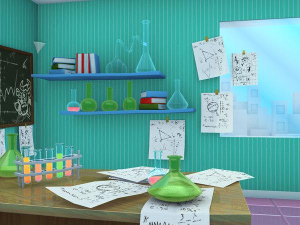 maya office experiments