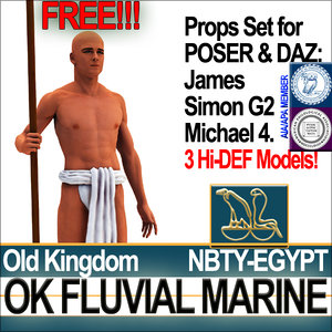 poser daz ok fluvial 3ds free
