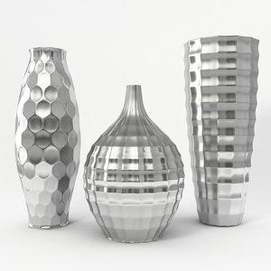 vase interior 3d model