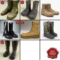 soldier boots v3 3ds