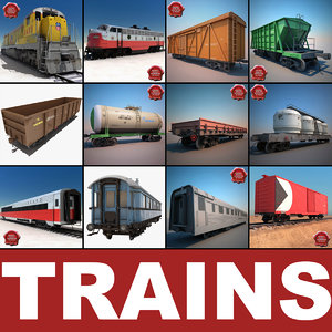 3ds trains 5