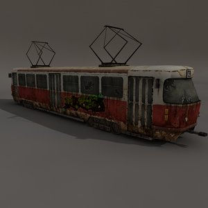 c4d tramway