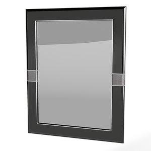 turri wall mirror obj
