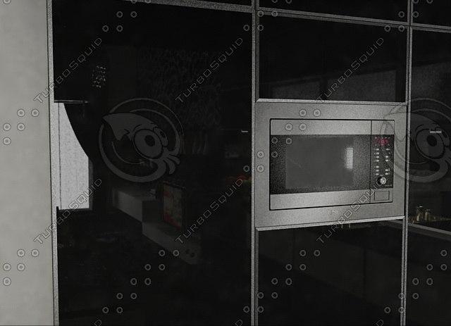 3d microwaves teka 01 model