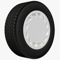 3d rim wheel hub cap