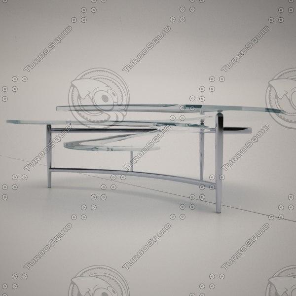 Cattelan Italia Spiral Coffe Table 3d Obj - The-cattelan-italias-spiral-was-designed-by-ca-nova-design