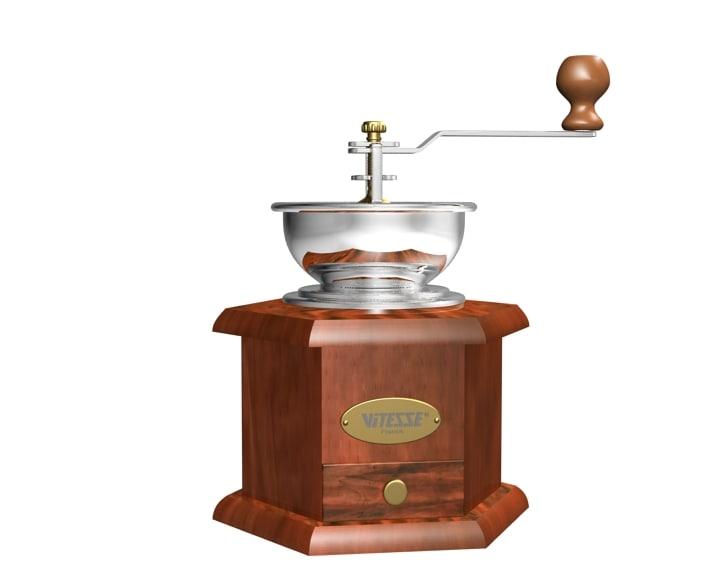 3d coffee grinder vitesse