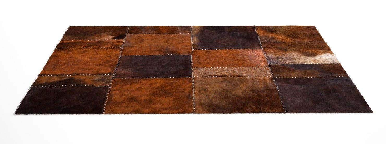 prehistorico rug 3d obj