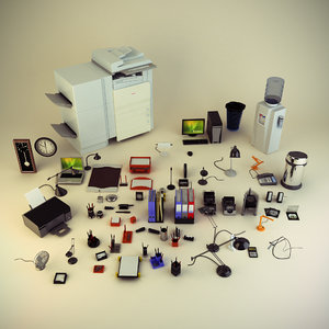 max office clutter gadgets