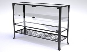 kingsbo cabinet 3d model