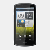acer cloudmobile s500 mobile phone 3d model