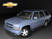Chevrolet Tahoe Z71 Mk2
