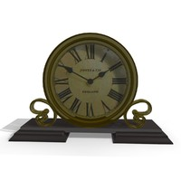 Dec Mantel Clock