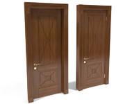 dxf classic swing door