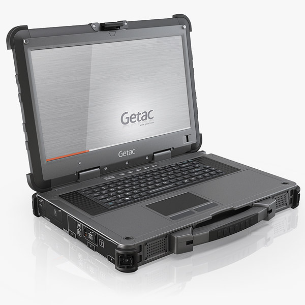 getac x500 fully rugged 3d max