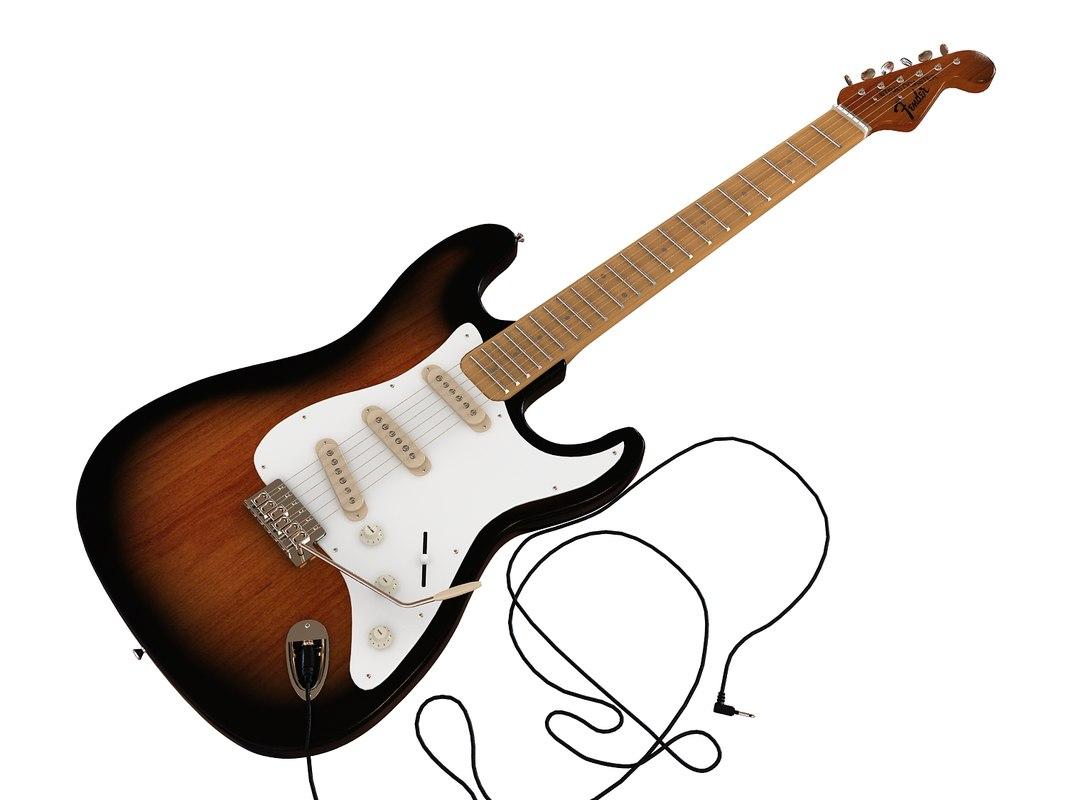 fender stratocaster guitar ma