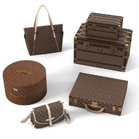 Louis Vuitton Bags Set