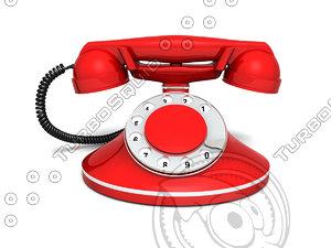 vintage phone lwo
