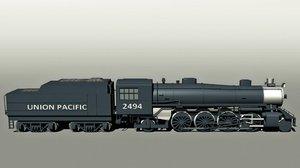 steam engine 3ds