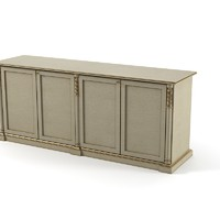3d belloni sideboard