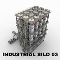 Silos industriale 03