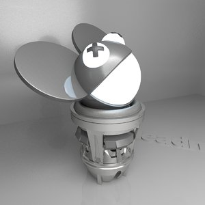 3ds max deadmau5 subwoofer
