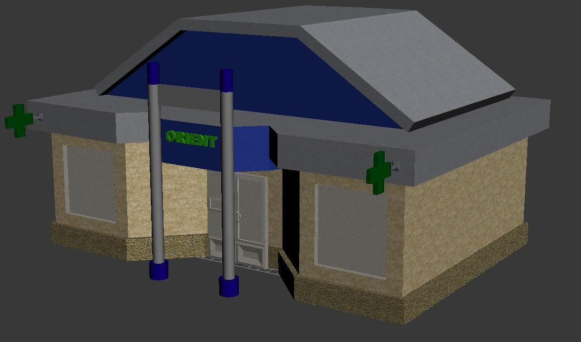 3d orient pharmacy