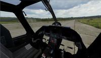 lightwave oh58d cockpit
