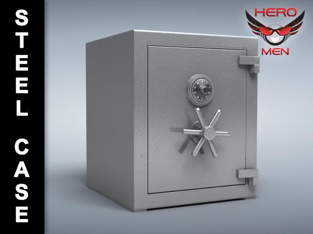 steel case max