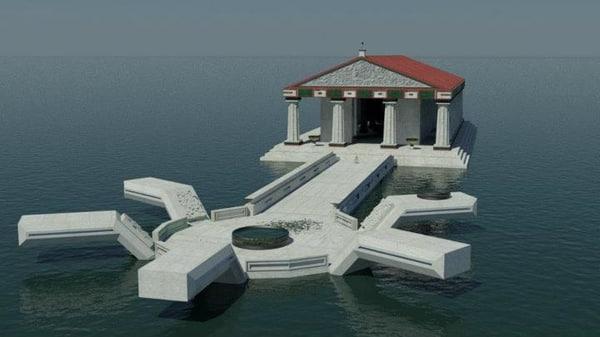 free max mode temple greek