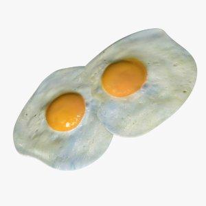 fried eggs max