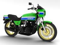 Kawasaki Z1000R 1981
