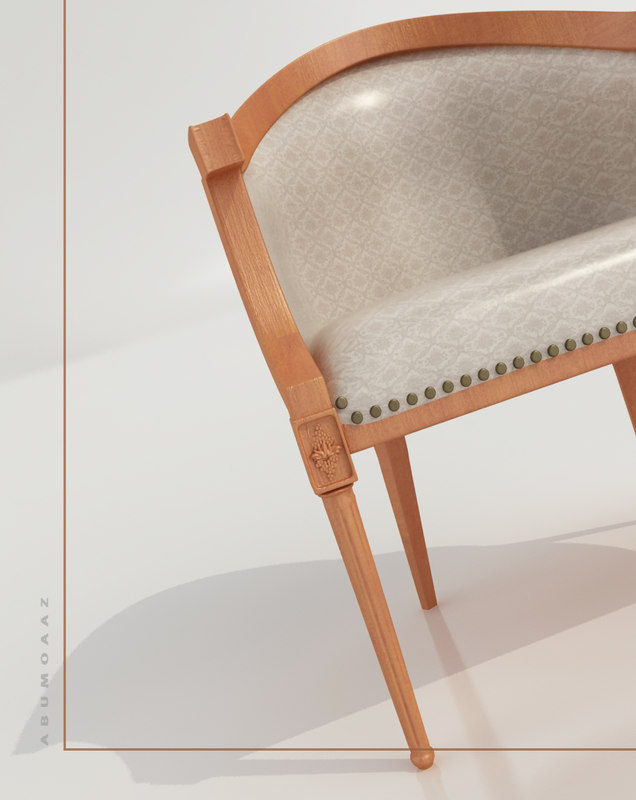 3ds classic chair