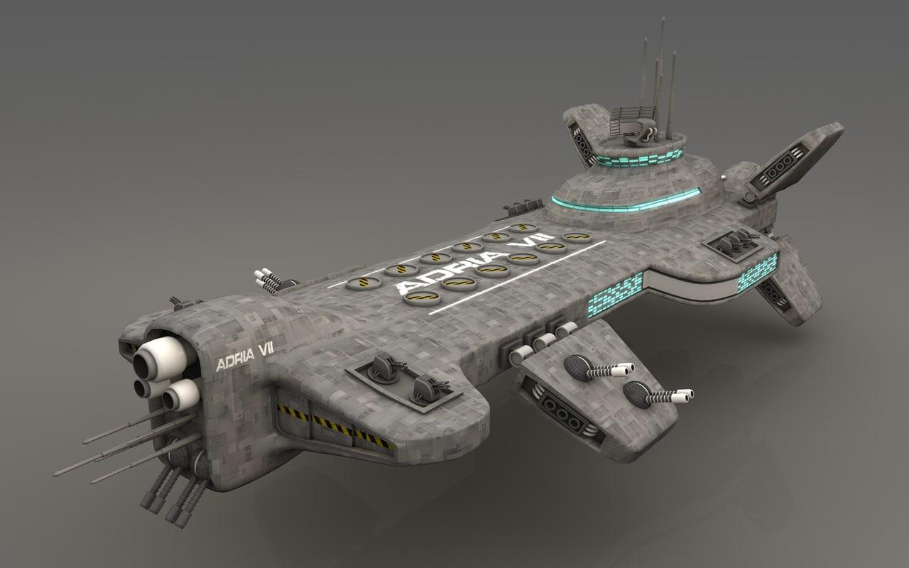 3dsmax adria cruiser