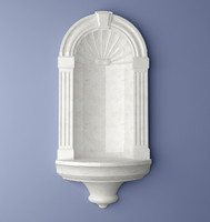 decor niche n303 3d model