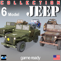 JEEP Collection 6 Model