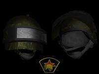 6B6 - Russian Spetsnaz Helmet