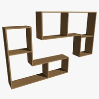 L Shape Shelving