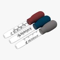 3d model medicine dropper