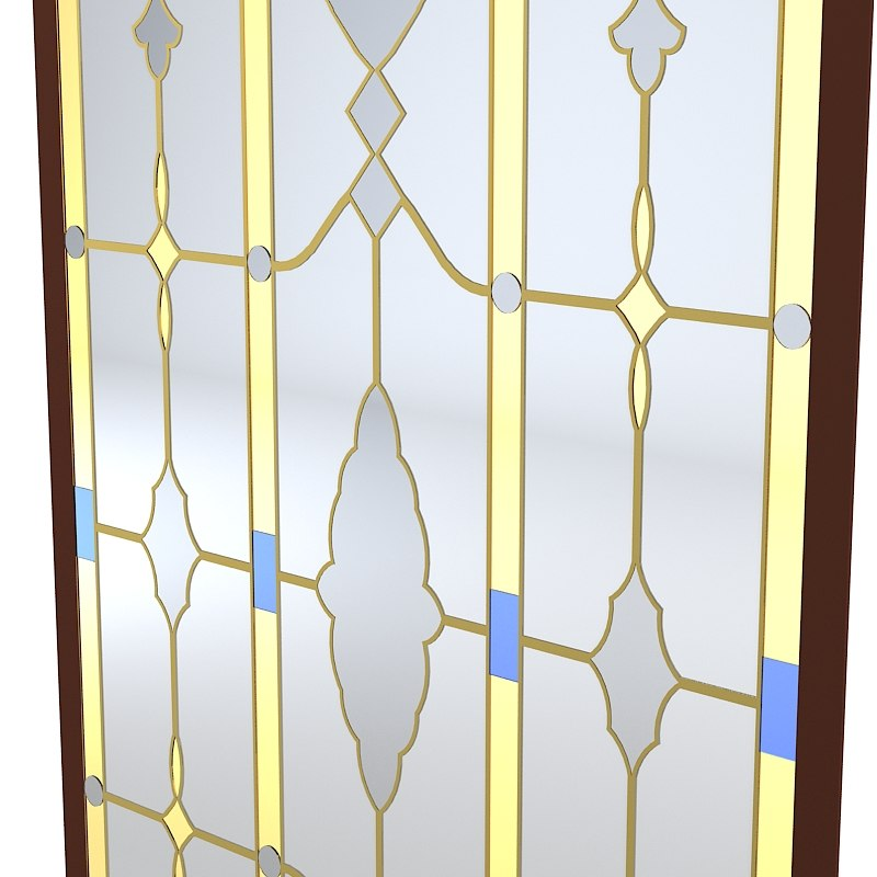 stained glass window max